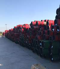 Shanghai to Kuwait Oil Casing Shipping Freight Line
