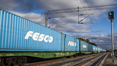 FESCO Shipping to Almaty and T